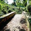 Paderne edita un desplegable con el puente del Lambre como referencia