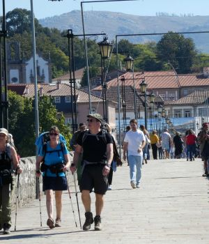 Galicia y Portugal reactivan los contactos para potenciar el Camino