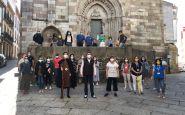 Así se celebró en A Coruña el relanzamiento del Camino Inglés