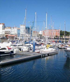 A Coruña se integra en la Asociación de Concellos do Camiño Inglés
