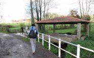 El Camino Francés que a principios del siglo XX recorrió Ángel del Castillo